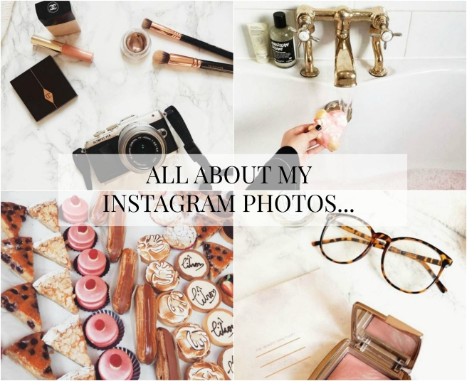 all about my instagram photos