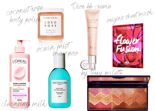 beauty wishlist final